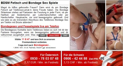 bondage tipps sex doktorspiele