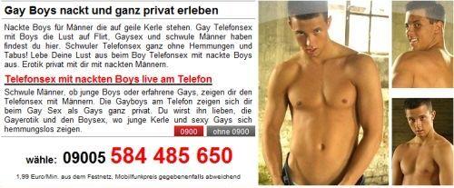 schwule Boys und Gays