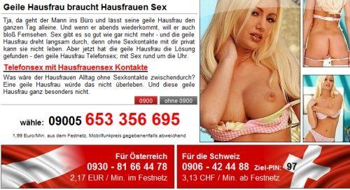 geile Hausfrauen Sexkontakte